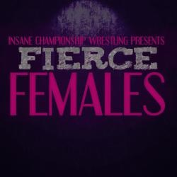 Insane Championship Wrestling: Fierce Females – 'Coming Of Age' – Sammii Jayne vs Bete Noire