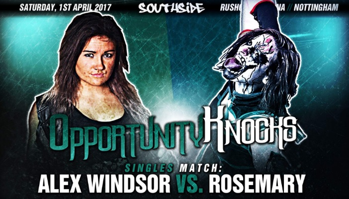Alex Windsor - you shouldn't have messed with the Demon Assasin Rosemary.
