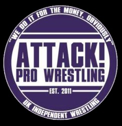 Pro Wrestling – FSU (Mark Andrews & Eddie Dennis) Vs Pete Dunne & Wild Boar