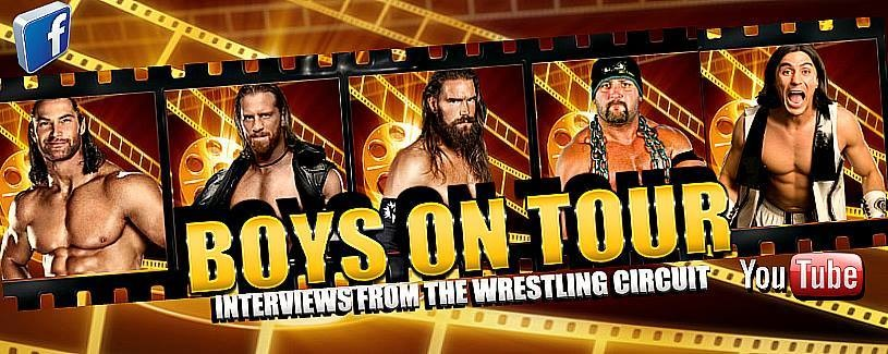 Boys on tour Season 2 Episode 1 - Interview with Former WWE SUPERSTAR Scotty 2 Hotty