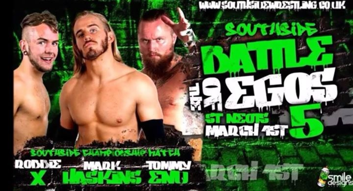 Southside Wrestling - The Main Event For