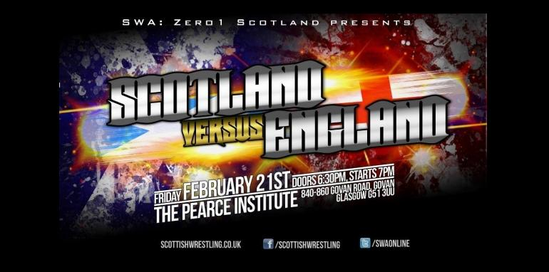 SWA ZERO1 - The War of Independence - Nikki Storm and the Forgotten in 6-person action February 21st!