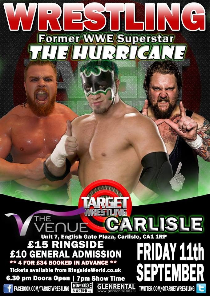 Joe Coffey's next challenge revealed!
