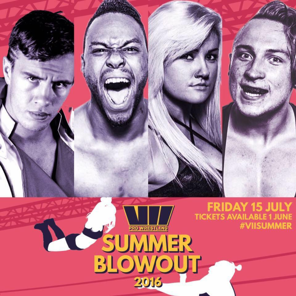 VII Pro Wrestling - Summer Blowout