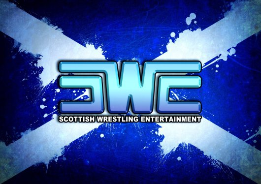 Scottish Wrestling Entertinment – Uprising: Back To The Future Division – Lumberjack Match – The Jackal vs Randy Valentine