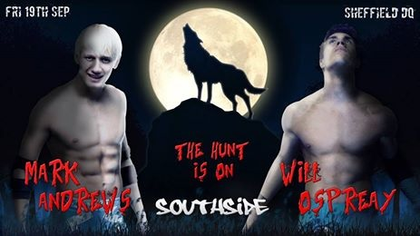 Southside Wrestling Entertainment: Will Ospreay vs Mark Andrews II Hype Video - Friday 19th Sept 14