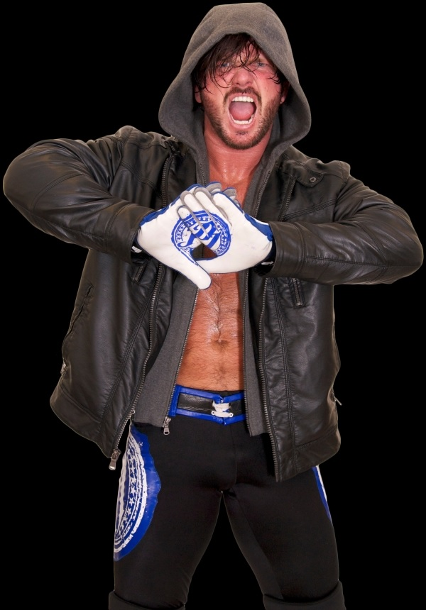Aj Styles 2014 Independent circuit / Indies tribute