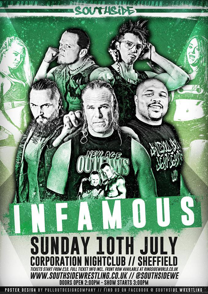 Kay Lee Ray v Nixon Newell v Kasey Owens v Alex Windsor