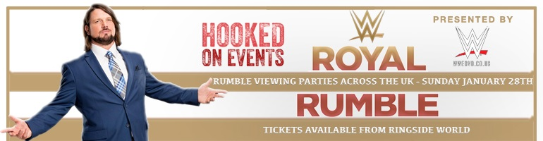 Ringside World - Hooked Royal Rumble 2018 Banner 1