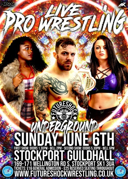 FutureShock 172: UnderGround (2pm)