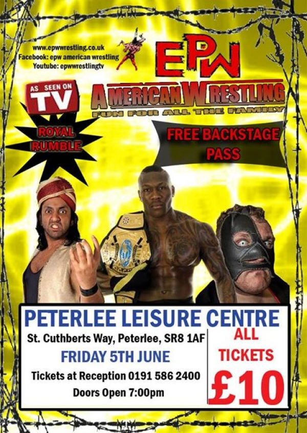 EPW Peterlee