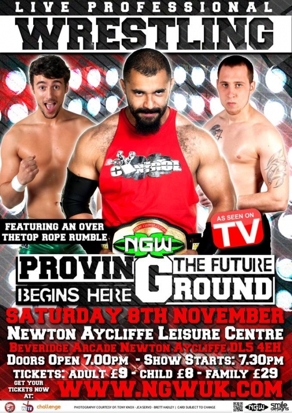 NGW Presents Proving Ground 22
