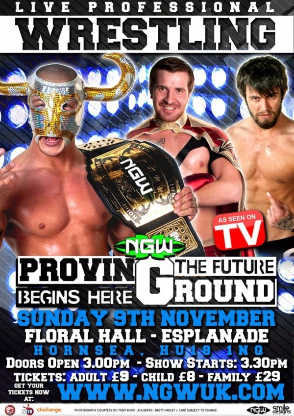 NGW Presents Proving Ground 23