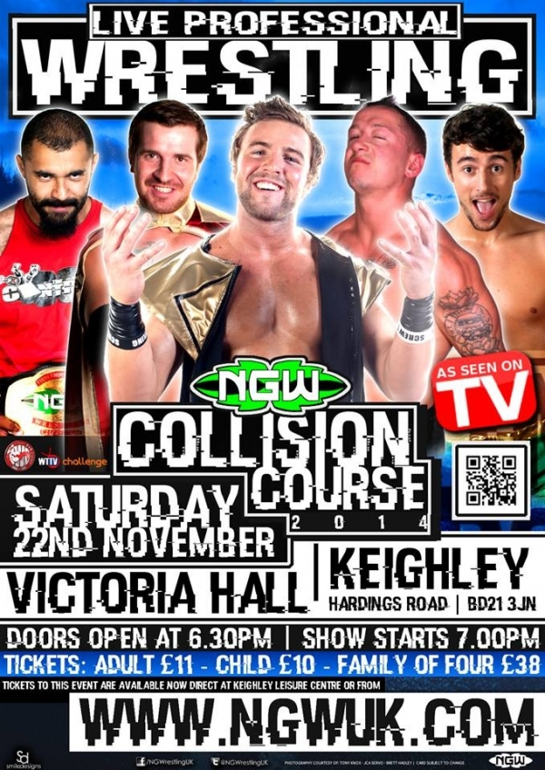 NGW Presents Collision Course 2014