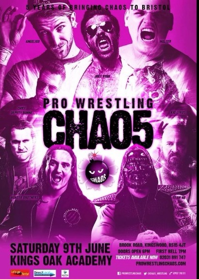 Pro Wrestling Chaos: CHAO5