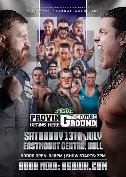 NGW Presents Proving Ground 50