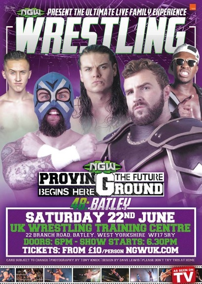 NGW Presents Proving Ground 48