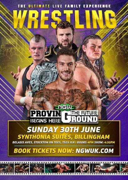 NGW Presents Proving Ground 49