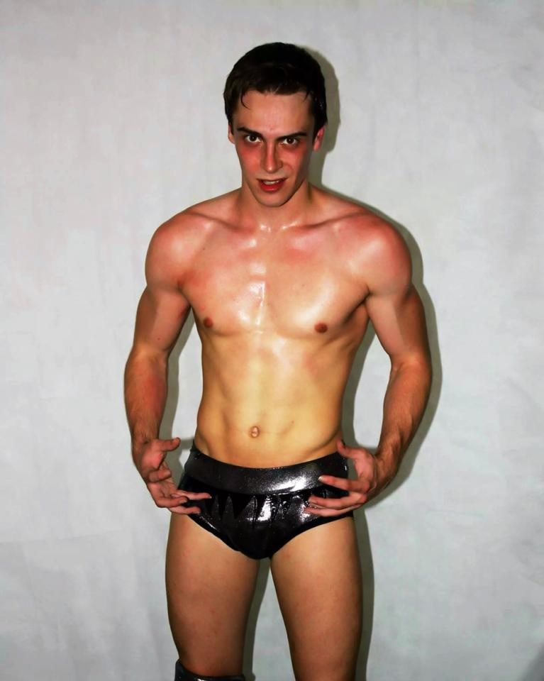 'Hot Blooded' Dom Black - Wrestler profile image