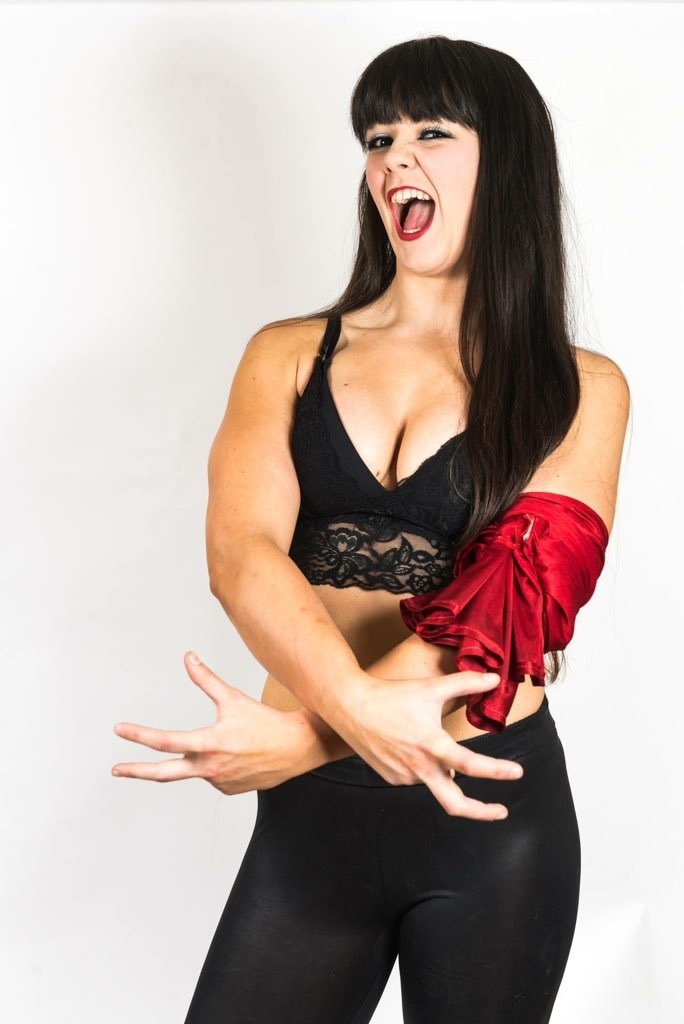 Katey Harvey - Wrestler profile image