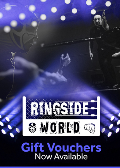 Ringside World Gift Vouchers